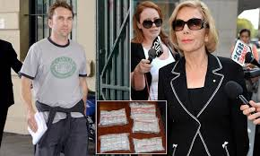 Cocaine-dealing nephew of Ita Buttrose is released from...