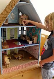 Mobili Per La Casa Delle Bambole : Case delle bambole fai da te fotogallery donnaclick
