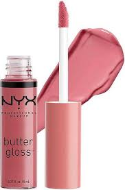 Блеск-<b>бальзам для губ NYX Professional</b> Makeup Butter Gloss ...