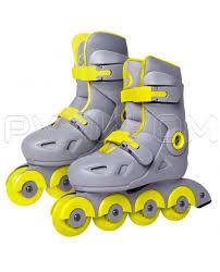 Купить Детские роликовые <b>коньки Xiaomi</b> Smart Skates (желтый ...