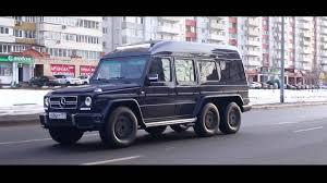 Обзор-интервью шестиколесного Гелендвагена!) <b>Mercedes</b>-<b>Benz</b> ...