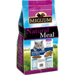 Купить <b>Сухой корм MEGLIUM Natural</b> Meal Cat Adult Neuterd ...