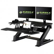 <b>Подставка на компьютерный стол</b> для работы стоя Eureka CV ...