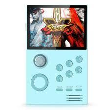 <b>RS</b>-<b>16</b> Mini Retro Handheld <b>Game</b> Console White Handheld <b>Games</b> ...
