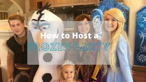 How To Throw The Ultimate <b>Frozen 2 Birthday</b> Party - Whats On 4 Kids