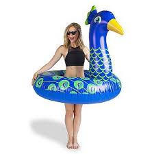 <b>Круг надувной peacock BigMouth</b> FD-BMPF-PC 一 покупайте ...