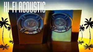 Кастомные <b>Колонки</b> Своими Руками - Custom Hi-Fi <b>Acoustic</b> DIY ...