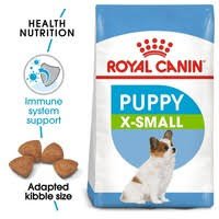 <b>Royal Canin X-Small Puppy</b> Dry Dog Food 1.5kg - From £8.65