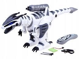 <b>Интерактивный радиоуправляемый</b> робот-<b>динозавр</b> Тирекс ZYB ...
