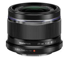 <b>Olympus M</b>.<b>Zuiko Digital</b> 25mm f/1.8, Black <b>объектив</b> — купить в ...