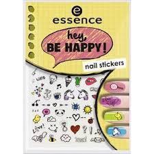 <b>Essence Hey Be</b> Happy Nail Sticker