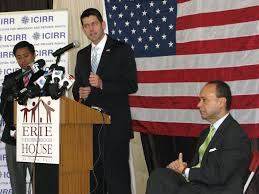 Image result for paul ryan and luis gutierrez