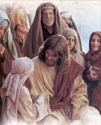 Resultado de imagem para jesus ensinando imagens