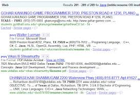 challenging google resume search assumptions   boolean black belt    quality vs quantity