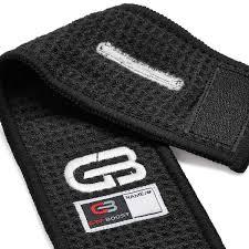 Grip Boost Black Football/Sports Towel <b>V2</b>.<b>0</b> - $14.95