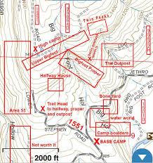 <b>Climbing</b> in <b>Bigfoot</b> Hollow, Fayetteville Region