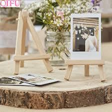 <b>QIFU Wedding Wooden Easels</b> Rustic Wedding Decoration ...