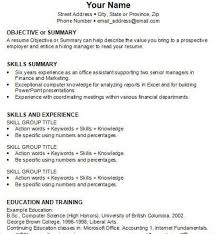how to write a good resume for it job   sample resume art specialisthow to write a good resume for it job how to write a resume net the