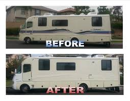 rv paint job less than 2 gallons of rustoleum only 50 rv paint job less than 2 gallons of rustoleum only 50 elbow grease