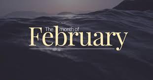 「february word」の画像検索結果