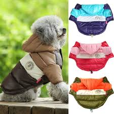 Online Shop Winter <b>Pet Clothes For</b> Dogs Puppy <b>Pet Warm</b> Down ...