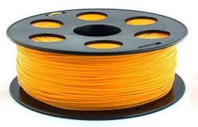 <b>ABS</b>-<b>пластик</b> 1.75 мм (1 кг) <b>Оранжевый</b>, <b>Пластик</b> для 3D принтера ...