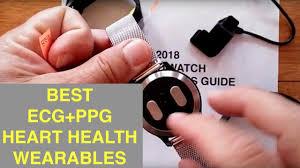 2018 Smartwatch Holiday Buyer's Guide: Best <b>ECG</b>+<b>PPG</b> Heart ...