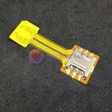 Купить <b>Адаптер Espada Подключение дополнительной</b> Micro SIM ...