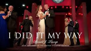 Image result for melania and donald dance