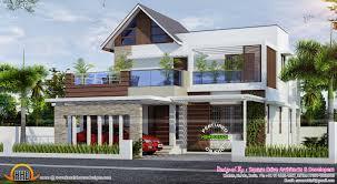bedroom attached modern home design   Kerala home design and    Kerala modern house