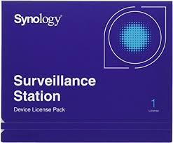 Synology IP Camera License Pack for 1 (CLP1 ... - Amazon.com