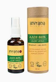 <b>Дезодорант</b> Levrana Алоэ, <b>50 мл</b> купить за 300 руб ...