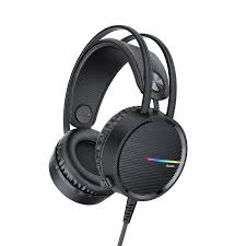 <b>Наушники Hoco W100</b> Touring Gaming headset <b>Black</b>