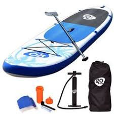North Gear <b>8FT</b> Inflatable SUP <b>Stand up Paddle Board</b> Package ...