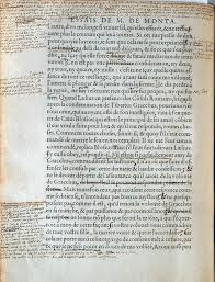 montaigne essays sparknotes michel de montaigne essays sparknotes michel de montaigne essays sparknotesessays montaigne montaigne essais manuscript jpg author michel de