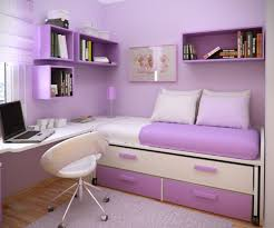 dream small room purple teenage girl bedroom with bunk bed adding storage and also desk table bedroom teen girl room ideas dream