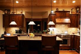 For Decorating A Kitchen Decorating Ideas For Above Kitchen Cabinets Sonai Furniture