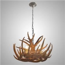 rustic cascade chandelier antler chandelier antler lighting with 6 lights dining room lighting ideas living lighting cheap chandelier lighting