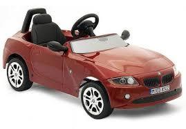 Детский <b>электромобиль Toys Toys BMW</b> Z4 Roadster - купить в ...