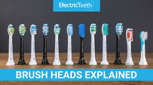 <b>Sonicare Electric Toothbrush Heads</b> Explained 2020 - YouTube
