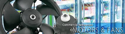 EC <b>Refrigeration Fans</b> & Motors