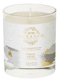 <b>Ароматическая свеча Perfumed</b> Natural Candle Snowdrop 180г ...