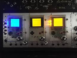 0 <b>gameboy</b> triple oscillator