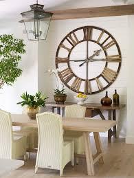 dining room wall decorating ideas: surprising unique wall clocks decorating ideas