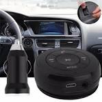 Cd player adapter for car