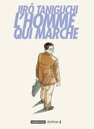 L'HOMME QUI MARCHE (couverture)