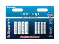 «<b>Аккумулятор AA</b>+<b>AAA</b> - <b>Panasonic</b> Eneloop <b>AA</b> 1900 mAh (4 ...