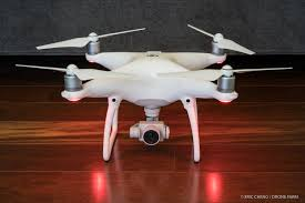 thoughts about the new phantom from a former dji employee front view of dji phantom 4