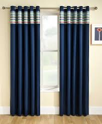Modern Bedroom Curtains Fashionable And Stylish Navy Curtains Drapery Room Ideas