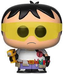 Фигурка Funko POP! Vinyl: South Park W2: Toolshed 34861 ...